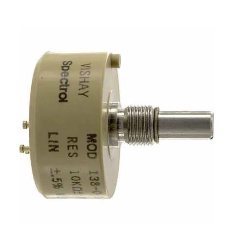 Vishay Spectrol 138-2-0-502 with stop industrial potentiometer 5k