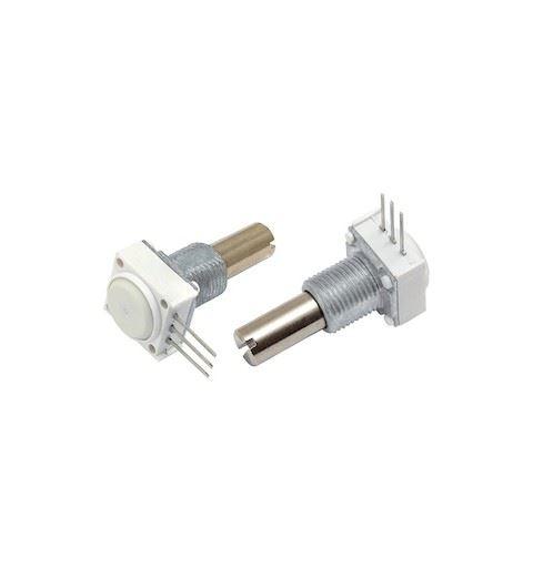 Vishay Spectrol 14910F0GJSX10501KA Potentiometer in Cermet 500R