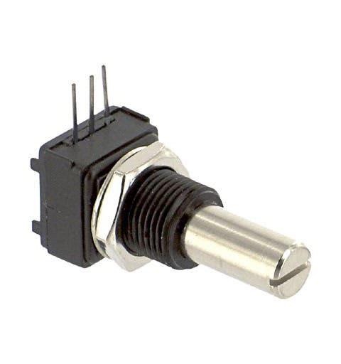 Vishay Spectrol 248FGJS0XB25501KA Potenziometro Plastica Conduttiva 500R