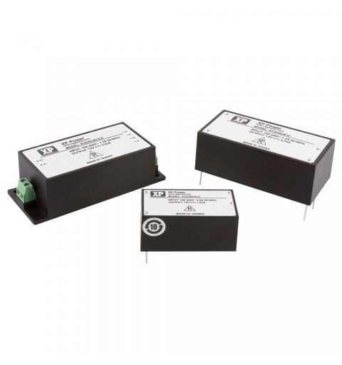 XP Power ECE40US24 Encapsulated PCB AC/DC Power Supply 40W 24Vdc