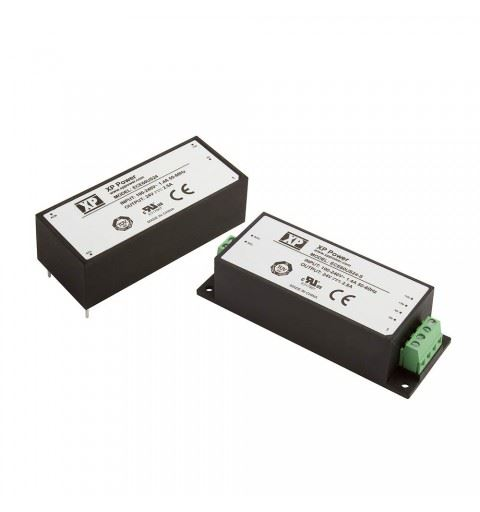 XP Power ECE60US05 Encapsulated PCB AC/DC Power Supply 60W 5Vdc