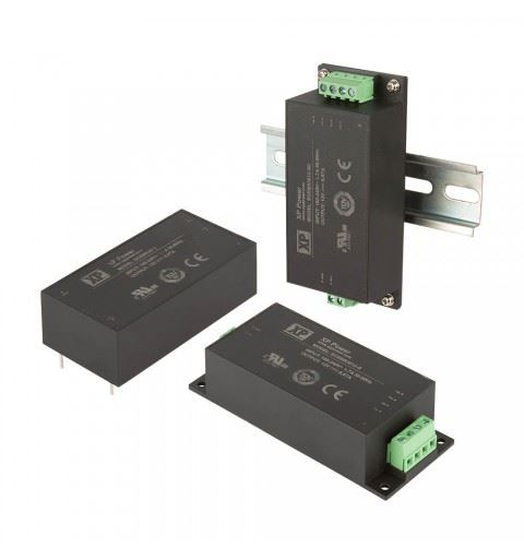XP Power ECE80US48 Encapsulated PCB AC/DC Power Supply 80W 48Vdc