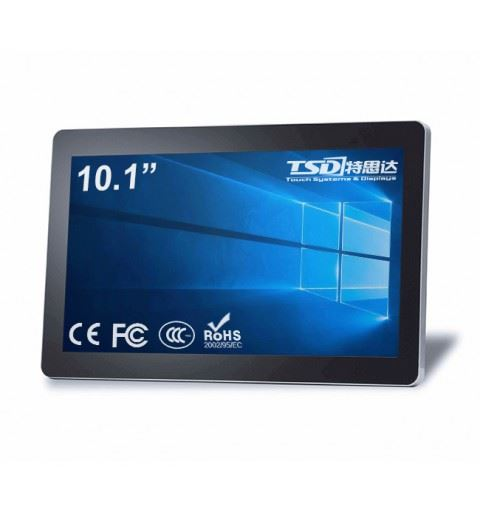 """TSD ITL101 Interactive Display 10.1"""" with Touch Pcap"""