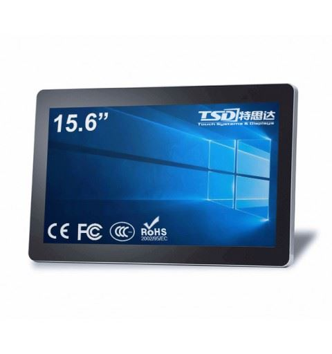 """TSD ITL156 Display Interattivo 15.6"""" con Touch Pcap"""