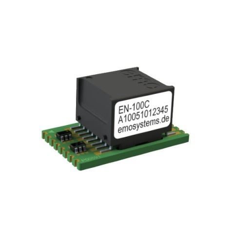 EMO Systems EMOSAFE EN-100C Medical Ethernet Isolator for 10/100/1000 Mbit / s PCBs
