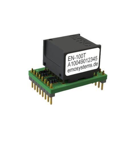 EMO Systems EMOSAFE EN-100T Medical Ethernet Isolator for 10/100/1000 Mbit / s PCBs