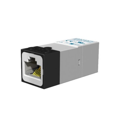 EMO Systems Emosafe EN-70HD RJ45 Medical Ethernet Isolator black