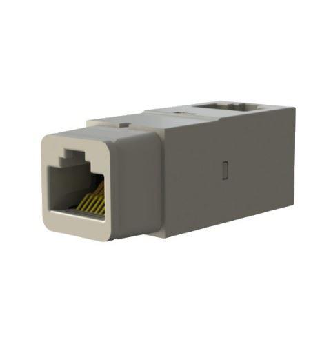 EMO Systems Emosafe EN-70VD-S Medical Ethernet Isolator EN60601 RJ45 black