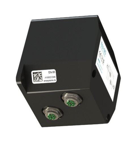 EMO Systems Emosafe EN-95 Industrial Ethernet Isolator Enclosed