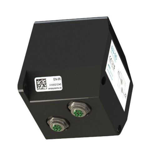 EMO Systems Emosafe EN-95 Isolatore Ethernet Industriale Enclosed