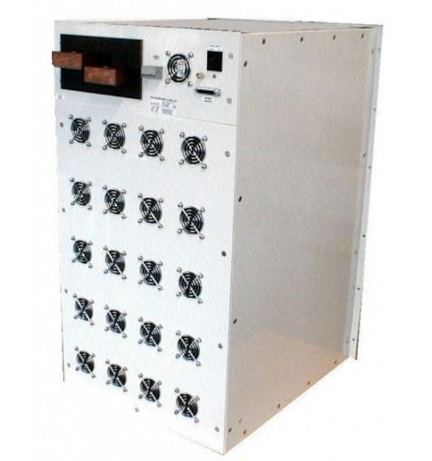 ET Instrumente ESL-6000-USB-V100 DC Electronic Load Vin:1-100Vdc Iin:175A 6000watt