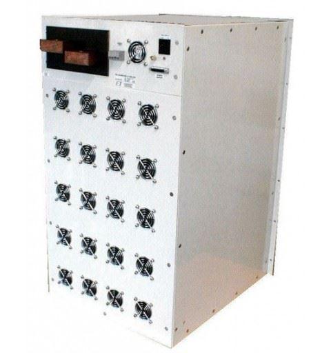 ET Instrumente ESL-8000-USB-V100 DC Electronic Load Vin:1-100Vdc Iin:250A 8000watt