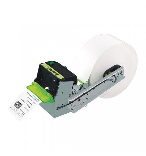 Custom VKP80II SX Stampante Kiosk 80mm USB/ RS232 24Vdc