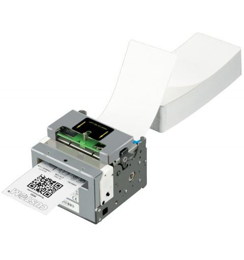 Custom VK80 Stampante Kiosk 80mm USB/ RS232/ Ethernet 24Vdc