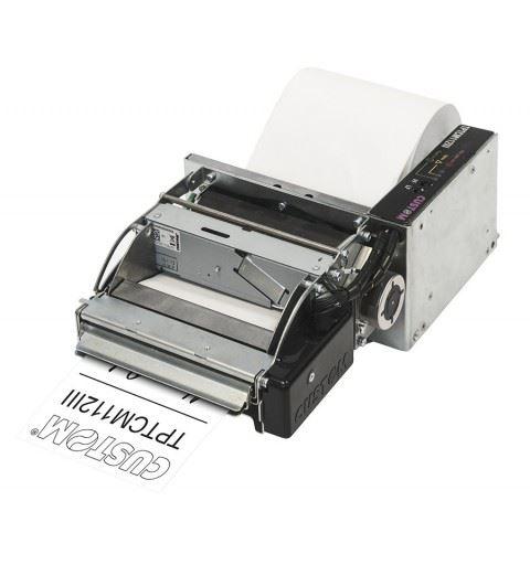 Custom TPTCM112IIIL Stampante Kiosk USB/ RS232 Etichette Cutter Label