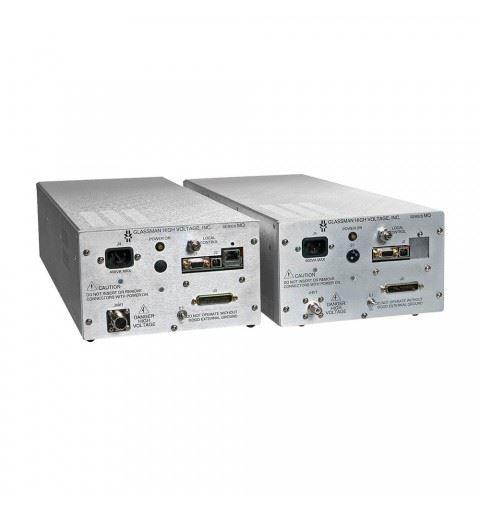 XP GLASSMAN MQ25P12 High Voltage Power Supply 0-25kV 0-12mA