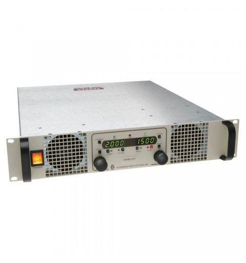 XP GLASSMAN EV1.2F2.4 High Voltage Power Supply 0-750V 0-2.4A