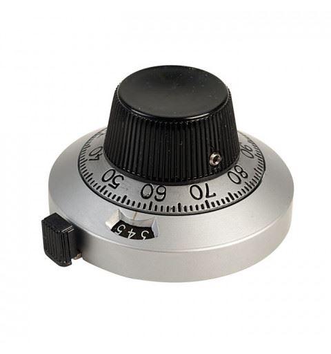 Vishay Spectrol 21A11B10 Manopola Multigiro diametro 46mm 15 giri