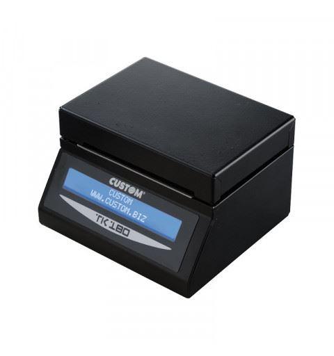 Custom TK180 METAL Printer Tickets ETH/ USB/ RS232 con cutter