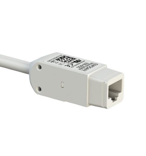EMO Systems Emosafe EN-65S Isolatore Ethernet Medicale RJ45 Cablato
