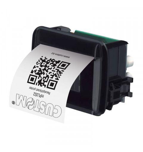 Custom mPLUS2 Stampante da Pannello TTL/ USB/ RS232 4-7,5Vdc