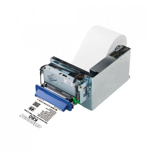 Custom K80-TORNADO PRINT Kiosk 80mm USB RS232 printer