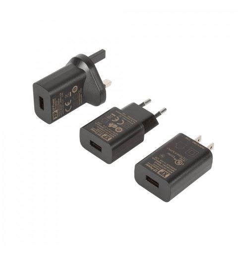 XP Power VEU10US050-EU USB Power Adapter Vout: 5Vdc 10watt
