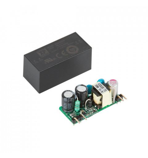 XP Power VCE03US12 Encapsulated PCB Power Supply Vout: 12Vdc 3watt