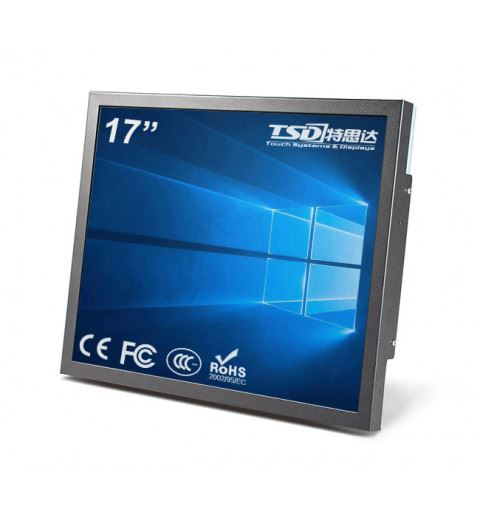 "TSD OTL170 Display Open Frame 17"" con Touch Pcap"