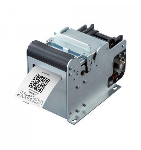 Custom KPM150HIII Stampante Biglietti Compatta Interfaccia RS232 e USB