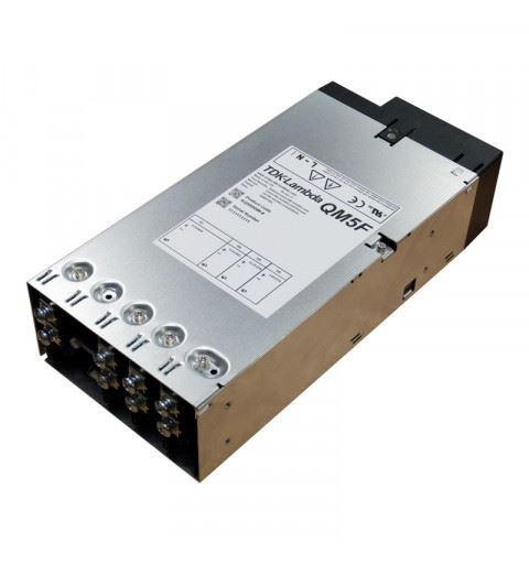 TDK-Lambda Modulare QM5004PF - QM5FSDR 24SCS 24/5DMS 48YCS - 48V9A/24V1.5A/5V2A/24V20A
