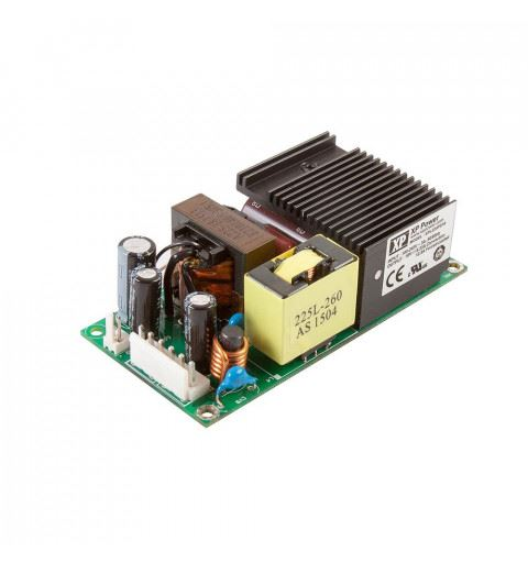 XP Power EPL225PS15 Medical AC/DC Power Supply Vout: 15dc 150watt