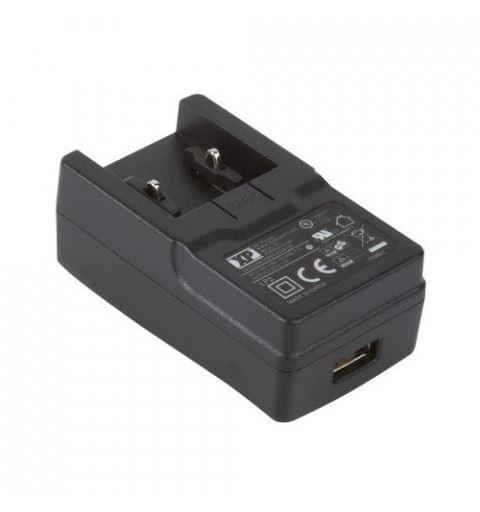 XP Power ACM06US05-BB Medical Wall Mount Power Supply 6W 5Vdc 1A USB