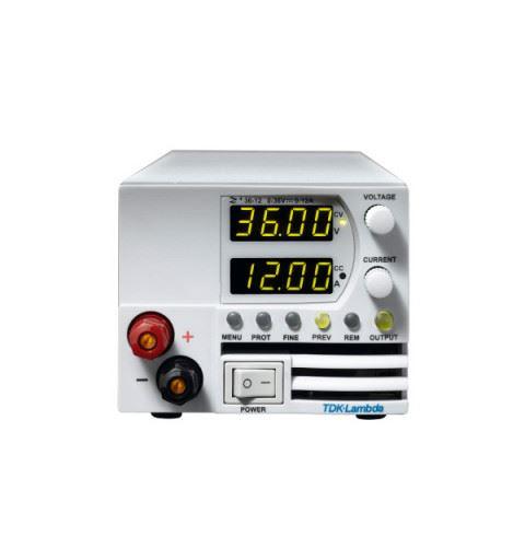 TDK-Lambda Z36-12-LAN-L2 Alimentatore Programmabile 0-36Vdc 0-12A Monofase