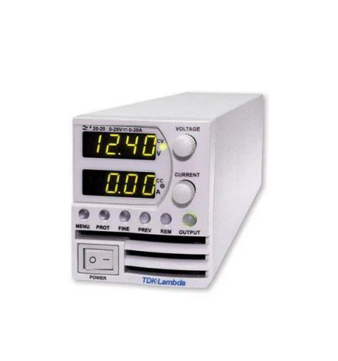 TDK-Lambda Z36-12-LAN Alimentatore Programmabile 0-36Vdc 0-12A Monofase