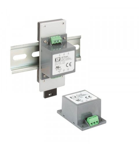 XP Power DTE0648S15 DC/DC Converter Vin: 18-75Vdc Vout: 15Vdc Iout: 0.40A 6watt