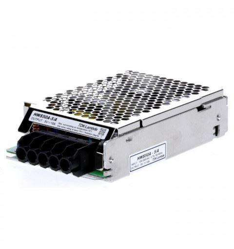 TDK-Lambda HWS50A-15/A Alimentatore Enclosed Vin: 85-265Vac 300Vac 5s  Vout: 15Vdc 50watt