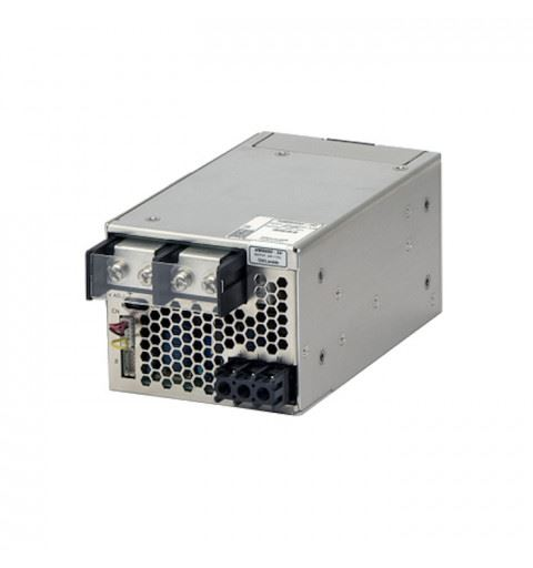 TDK-Lambda HWS600-24 Alimentatore Enclosed Vin: 85-265Vac 300Vac 5s  Vout: 24Vdc 600watt