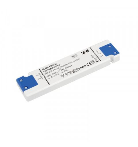 Self SLT20-12VFGs Driver LED Constant Voltage 20watt 12Vdc  IP20