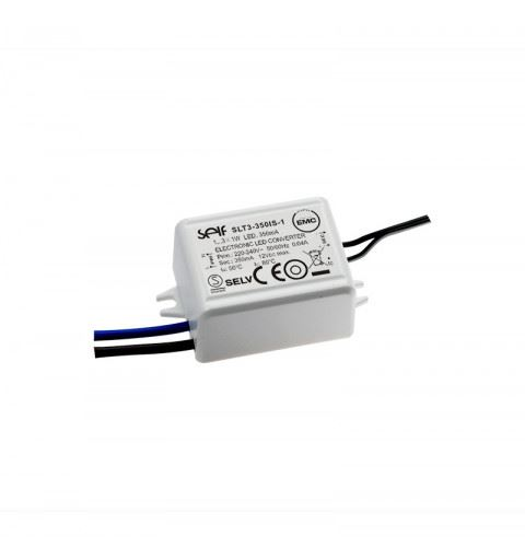 Self SLT3-350IS-1 Driver LED Constant Current 3watt 3-12Vdc 350mA IP20