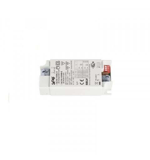 Self Electronics SLT45-1050IB-E Driver LED CC 45watt 27-42Vdc 700-1050mA IP20
