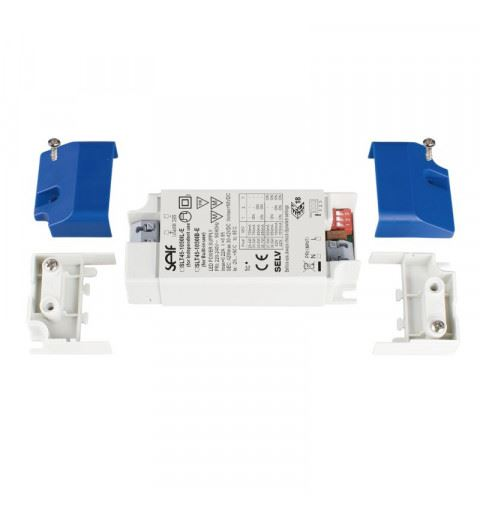 Self SLT45-1050IL-E Driver LED Constant Current 45watt 27-42Vdc 700 a 1050mA IP20