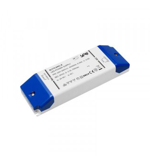 Self SLT75-24VL-E Alimentatore LED Tensione Costante 75watt 24Vdc 3,1A IP20