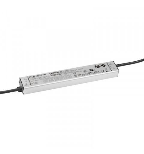 Self SLT96-12VLC-UN Alimentatore LED Tensione Costante 96watt 12Vdc 8A IP67