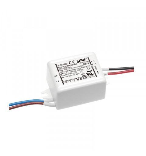 Self SLT4-500ISC Alimentatore LED Corrente costante 4watt 3-9.5Vdc 500mA IP66