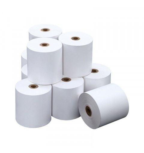 Roll CT57X50-OMOL Thermal Paper 30mt. de50 di12 lu30 la57 Tax approval