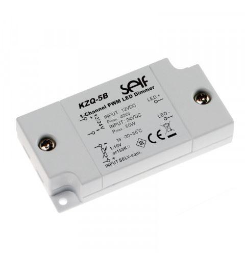 Self Electronics KZQ-5B Standard Dimmer Controller 12/24Vdc 40/80W