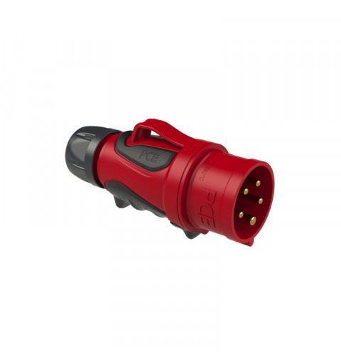 PCE 0153-6 Plug 16A 5P 6h GRIP
