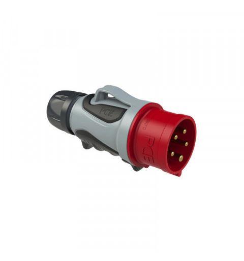 PCE 0153-6tt Plug 16A 5P 6h GRIP TT