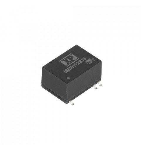 ISM0124D12 XP Power DC/DC Converter 1watt Vin: 21,6-26,4Vdc Vout: ±12Vdc Iout: ±0,042A